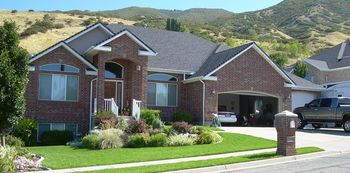 New Home Construction Bountiful Utah