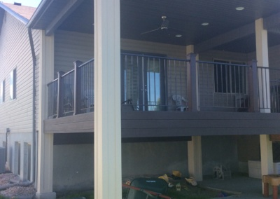 Cowley - Covered Deck