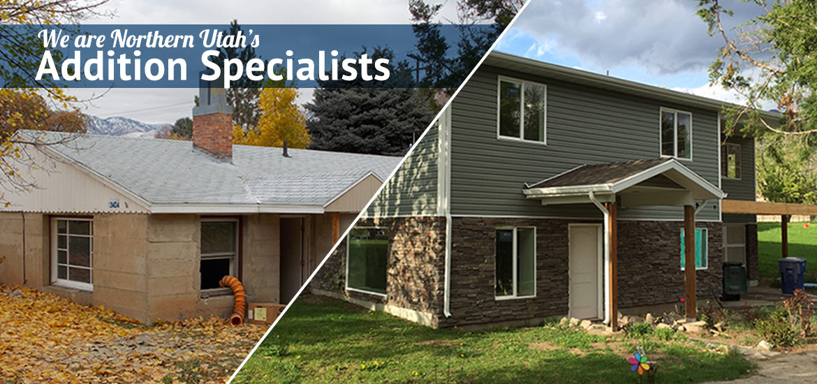 Salt lake 39 s home addition specialists sac remodeling for Saltbox house additions